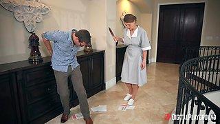 Xander Corvus & Giselle Palmer in Survive The Night: Scene 4 - DigitalPlayground