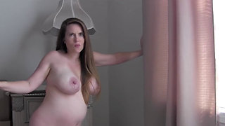 Nikki Neva A BIG MOUTHFUL FOR THE NEW MOMMY 720p