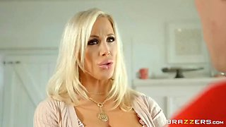 Brazzers meeting his horny monster: a xxx parody