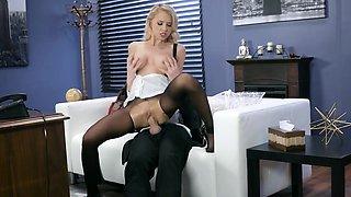 Brazzers - Big Tits at Work - Daddys Hardest