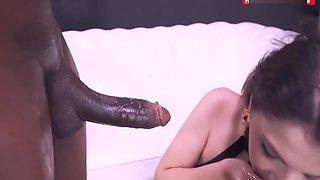 Italian Slut Fucked By 11 Inch Black Cock In Ass F With Valentina Nappi