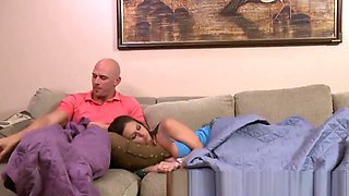 BRAZZERS - Rachel RoXXX Cuck her man and fucks Johnny Sins