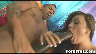 A Big Black Cock For The Sexy Milf Claudia Valentine
