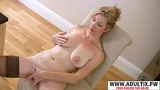 Perfect step mommy camilla gets nailed good tender stepson