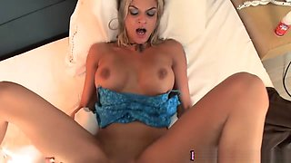 Glamour Slut Jizz Sprayed