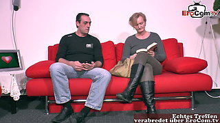 Mature polish german housewife seduced younger guy