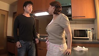 Fabulous Japanese chick in Hottest Nipples, MILF JAV video