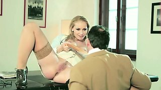 Babes - Office Obsession - Kathia Nobili and