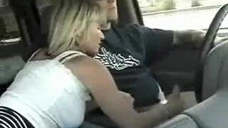My Ex Blows Me In A Car