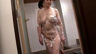 Busty Japanese Mom Like Shoot All Inside