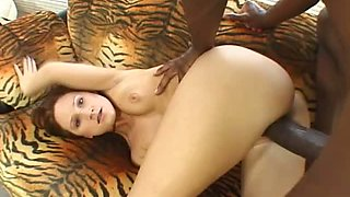 Fuck hungry chick Gen Padova gets poked by a man with a monster cock