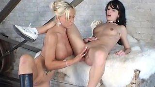 Sharon Emily Glamour Lesbians