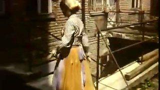 Josefine Mutzenbacher - Hairy Tanned Retro Minx P1
