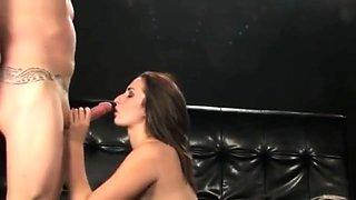 gorgeous british slut smoking sucking and fucking