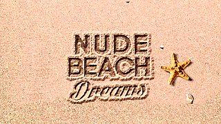 Spy nude beach videos, real outdoor sex!