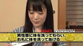 Horny Japanese model Akie Harada in Amazing Showers, Voyeur JAV movie