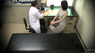 A Japanese Doctor Fucked His Patient