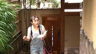 Incredible Japanese chicks Rina Fukada, Shizuka Kanno in Fabulous JAV censored Bathroom, Hairy movie