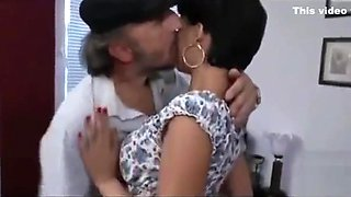 Cheating Young Girl With Older Man