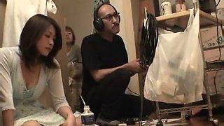 Incredible Japanese girl Maki Tomada in Horny Compilation JAV movie
