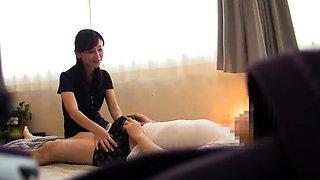 Voyeur Massage Treatment Fingering Fetish Pussy