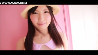 Hottest Japanese whore in Best Casting, Teens JAV clip