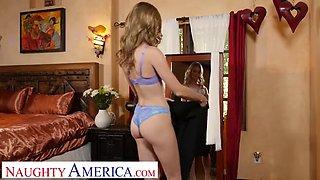Naughty america anya olsen seduces her friend&#039s dad
