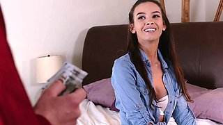 MyBabySittersClub- Hot Skinny Teen Fucked By Boss