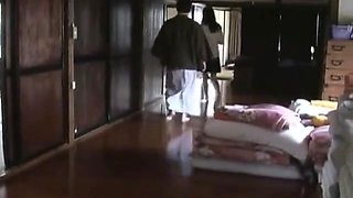 Japanese wife spouse angel fuck two -uncensored (MrNo)