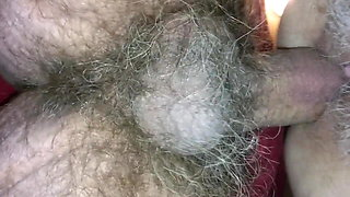 Old gray hair cunt fucking close up!