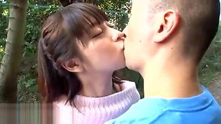 Jav 18yo schoolgirl sucks small dick boyfriend