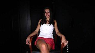 Stephani Moretti Video - GloryHoleSecrets