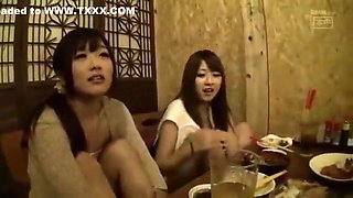 4 Japanese girls on vacation 1