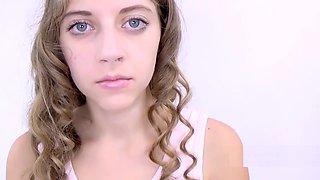 Hot Teen fucked - daughter schoolgirl sister braces