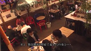 Amazing Japanese model Tsubomi, Chloe Fujisaki, Reina Akitsuki in Incredible Cunnilingus, Voyeur JAV movie