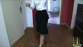 Drunk teacher urinal pee and more