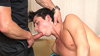 Mr Byers And His Boy Chapter 1: Turning Up The Heat - FamilyDick