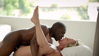 BLACKED Cheating MILF Brandi Loves First Big Black Cock