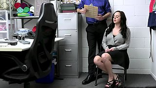 Busty Macey Jade getting FUCKED for some phones