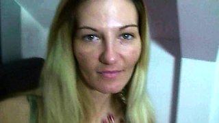 Mom's home made masturbation videos