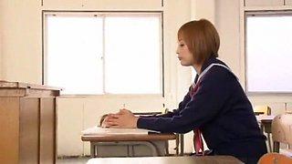 Incredible Japanese whore Yu Namiki in Amazing Bus, Public JAV movie
