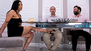 Unfinished Business - Brazzers