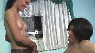 Virgin ass filipina