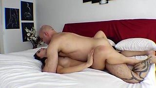 Romantic Live Webcam Sextape with Ariana Marie