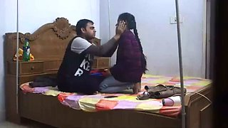 Indian desi virgin school girl sex with tuition teacher