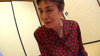 77 Year Old Grandma