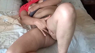 58-YEAR-OLD MOTHER, COMPILATION OF INTENSE ORGASMS