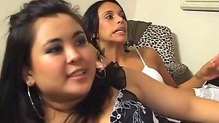 Amazing pornstar in best midgets, big dick sex scene