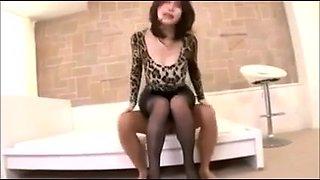 PBF Vault: Japanese Pornstar Anri Okita Gets CFNM Prone Bone