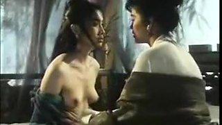 Hong Kong movie lesbian sex scene